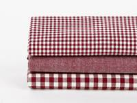 Fat Quarter 3er Pack natural & simple Wine