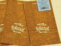 Wax paper bag S (Restaurant) 1pc