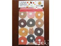 Flat Bag Donut 5pcs