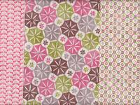 Hannari Modern - Patch pink