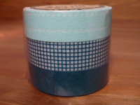 Washi Tape Mint 3er Set 15mm