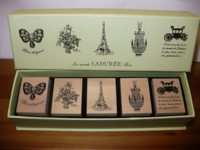 Stempel Set Paris