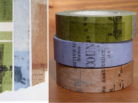 Washi Tape Collage 3er Set 15mm