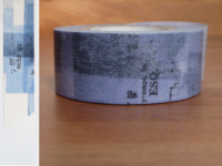 Washi Tape Collage blau 22mm