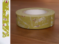 Washi Tape cats maccha 15mm