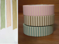 Washi Tape stripes 3er Set 15mm