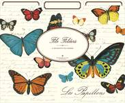 File Folders Butterflies 3er Set