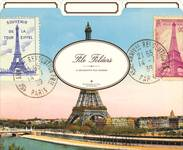 File Folders Paris Eiffel Tower 3er Set