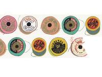 Wide Washi Tape Bobbins 38mm