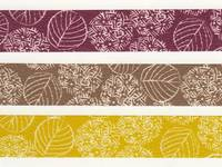 Washi Tape hydrangea 3er Set 15mm
