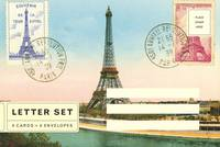 Letter Set Eiffel Tower