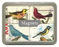Magnete Birds & Nests 24er Set
