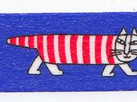 Washi Tape Lisa Larson - MIKEY the cat 15mm