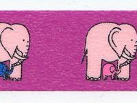 Washi Tape Lisa Larson - elephant 15mm