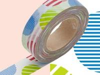 Washi Tape Arch red 15mm