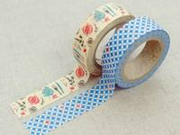 Masking Tape Lucy 2er Set 15mm