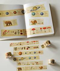 mt Masking Tape encyclopedia animal 30mm