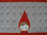 Shinzi Katoh Place Mat Little Red Riding Hood