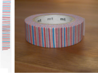 Washi Tape shima aka 15mm