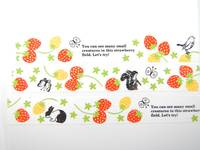 Shinzi Katoh Deco Tape Strawberry 15mm