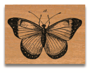 Rubber Stamp Schmetterling Fig.18