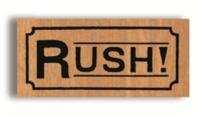 Rubber Stamp Rush!