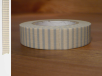 Washi Tape stripes ginnezu 13mm